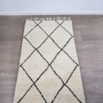 tapis berbere beni ouarain qualite