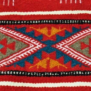 Tapis berbere kilim