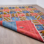 tapis berbere kilim colores dos