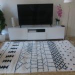 tapis berbere beni ouarain symbole dos