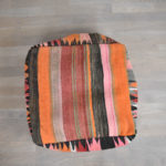 pouf berbere kilim