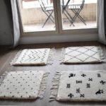 tapis berbere beni ouarain motif Symboles
