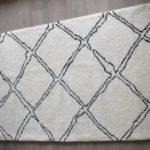tapis berbere beni ouarain double losanges
